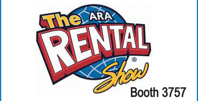 ARA Rental Show Booth3757