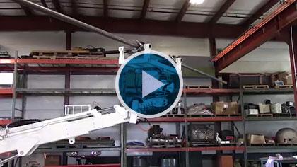 Robot Pipe Installation