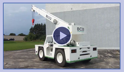 Broderson IC200 Conversion To Hybrid Electric