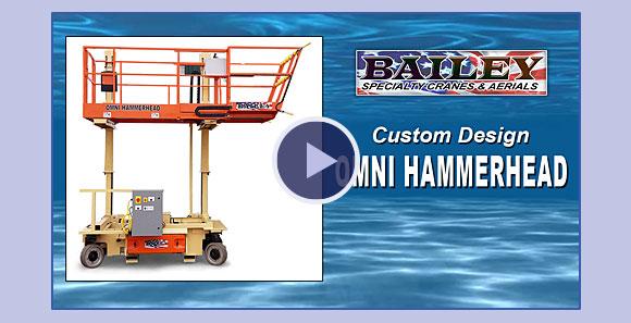 OMNI Hammerhead Man Lift