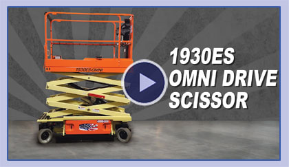 1930ES Omni Steer Scissor