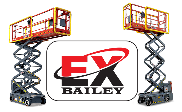 EX Bailey Scissor Lifts