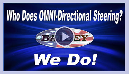 We Do Omni-Directional Steering