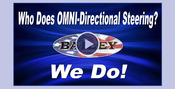 Who Does Omni-Directional Steering? We Do!