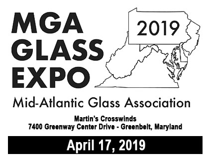 Mid-Atlantic Glass Expo 2019