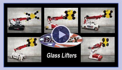 Baileys Cranes Glass Lifters