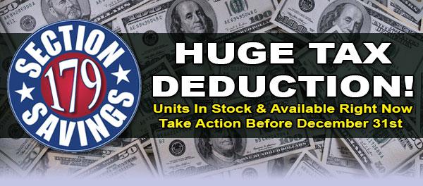 Huge Tax Deduction!